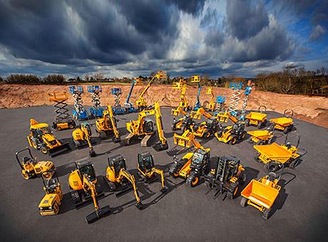 Hewden reports increasing demand for excavators, dumpers, booms, platforms, and telehandlers