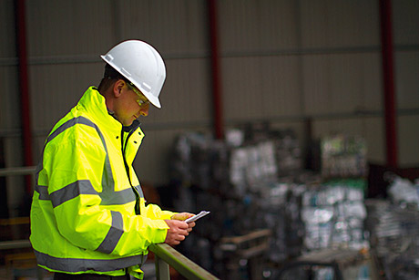 """""""Metals recycling has become increasingly modern and professional in recent years,"""" says Ian Hetherington of the British Metals Recycling Association (BMRA)."""