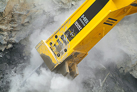 Dynapac's road construction equipment is now owned by breaker specialist Atlas Copco