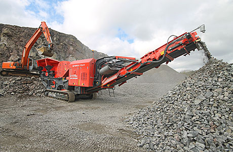 Finlay Scotland will be showing off some of their new machines at ScotPlant including the J-1170.