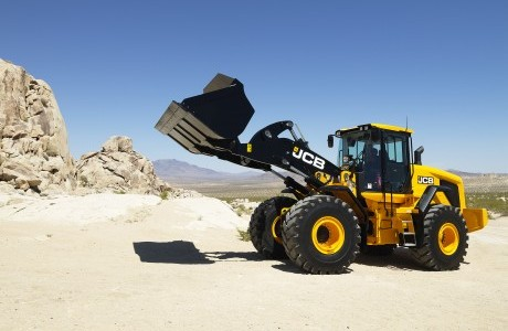JCB enjoyed its third most profitable year in its history in 2013 - 4