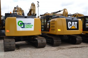 Carey London and Finning Cat MedRes 1