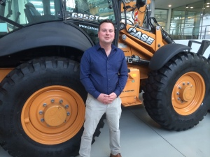 Ben Bear_Strategic accounts manager for southern England