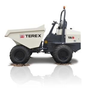 Terex's new TA9 dumper