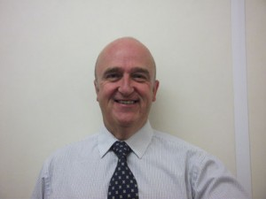 Gordon Liney, Commercial Director, Breedon Aggregates Scotland