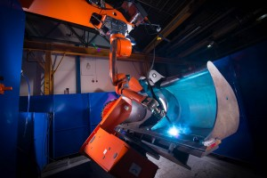 Miller - investment in four robot welding cells to optimise capacity during busy trading periods