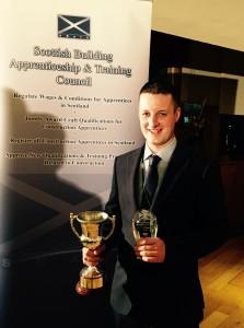 Steven Reid award win