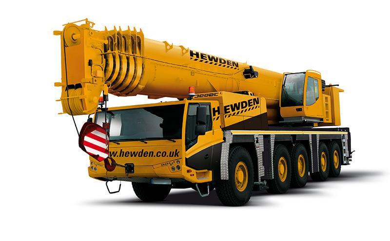 Hewden 220 Crane