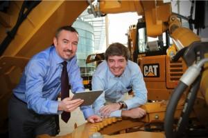 CAT & IronPlanet release image