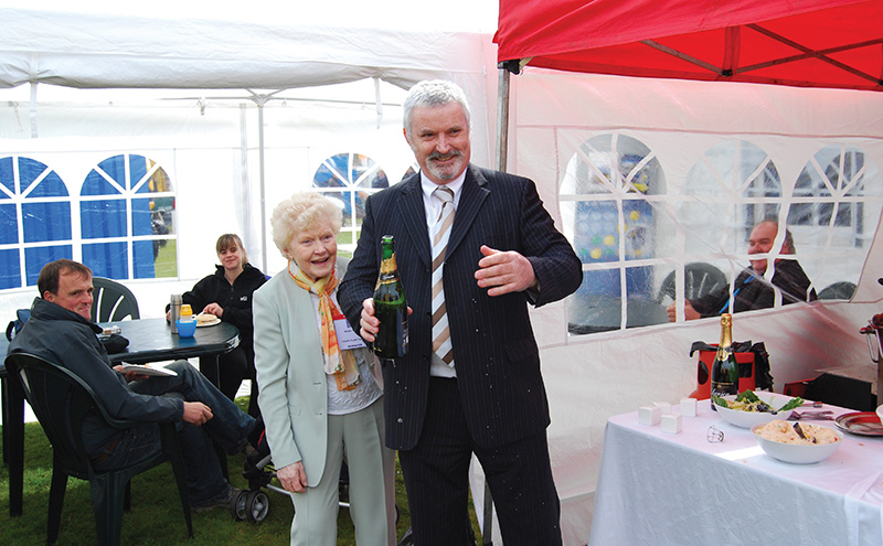 Bridie and Brian Young