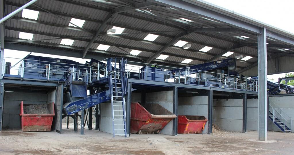 BLUE MACHINERY SCOTLAND - LOWMAC PLANT #1