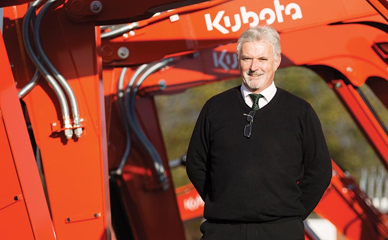 Brian Young, Managing Director at Young Plant & Equipment Sales Ltd