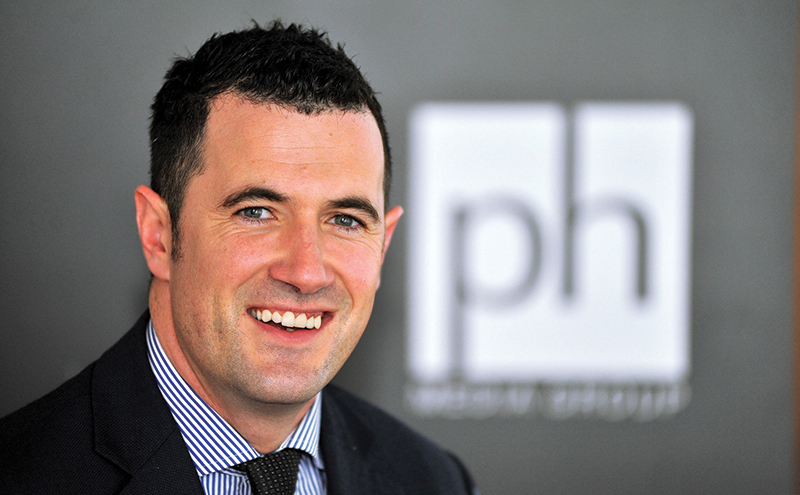 PH Media Sales and Marketing Director Mark Williamson press shot