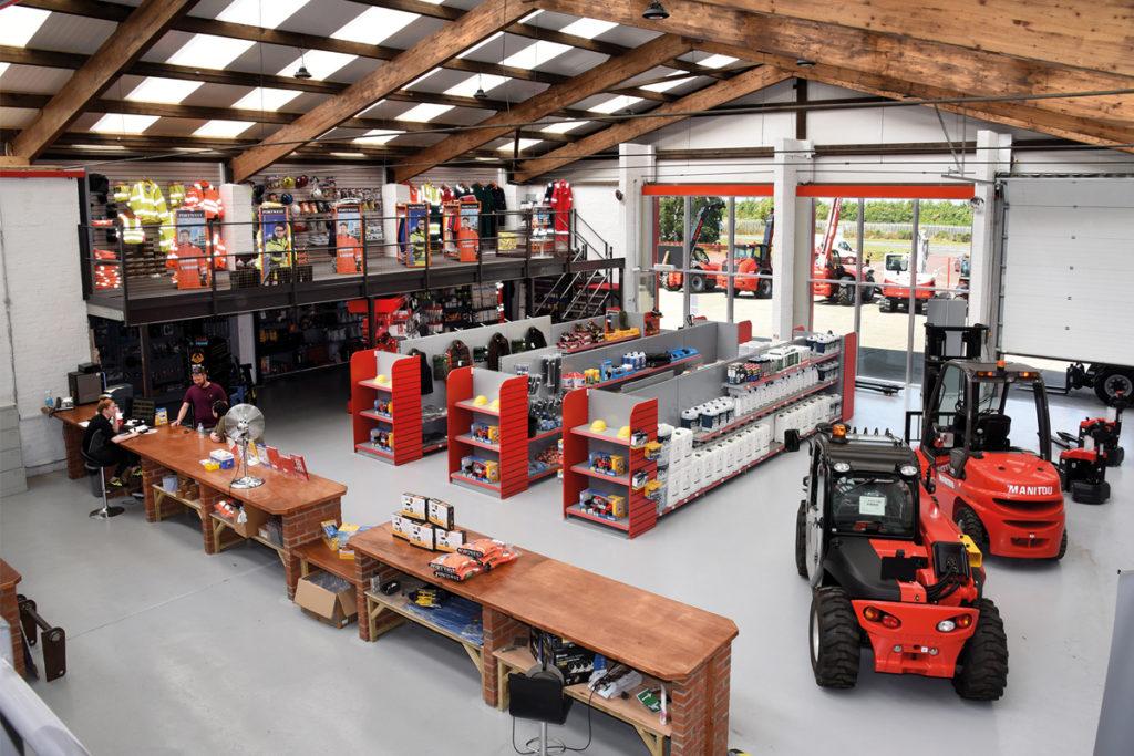 A.T Best Handlers Ltd depot shop