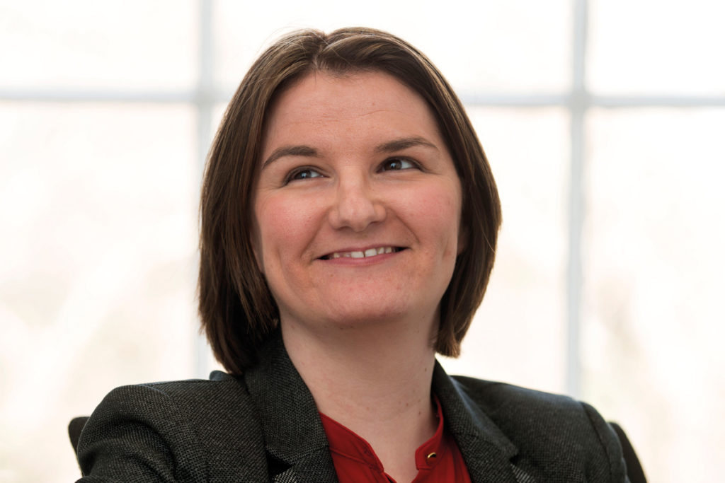 Claire Sheerin of Hays