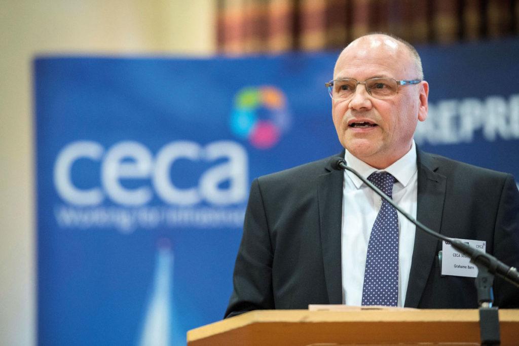 Grahame Barn CECA CEO